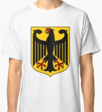 Coat of Arms of Germany  Classic T-Shirt