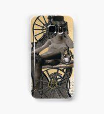 Steampunk Machinist - Sobriquette Pinion Samsung Galaxy Case/Skin