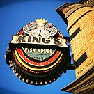 KING'S FISH HOUSE by Rita  H. Ireland