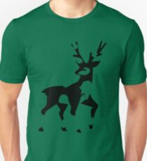 Minimalist Sawsbuck T-Shirt