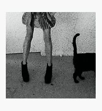 tail  Photographic Print