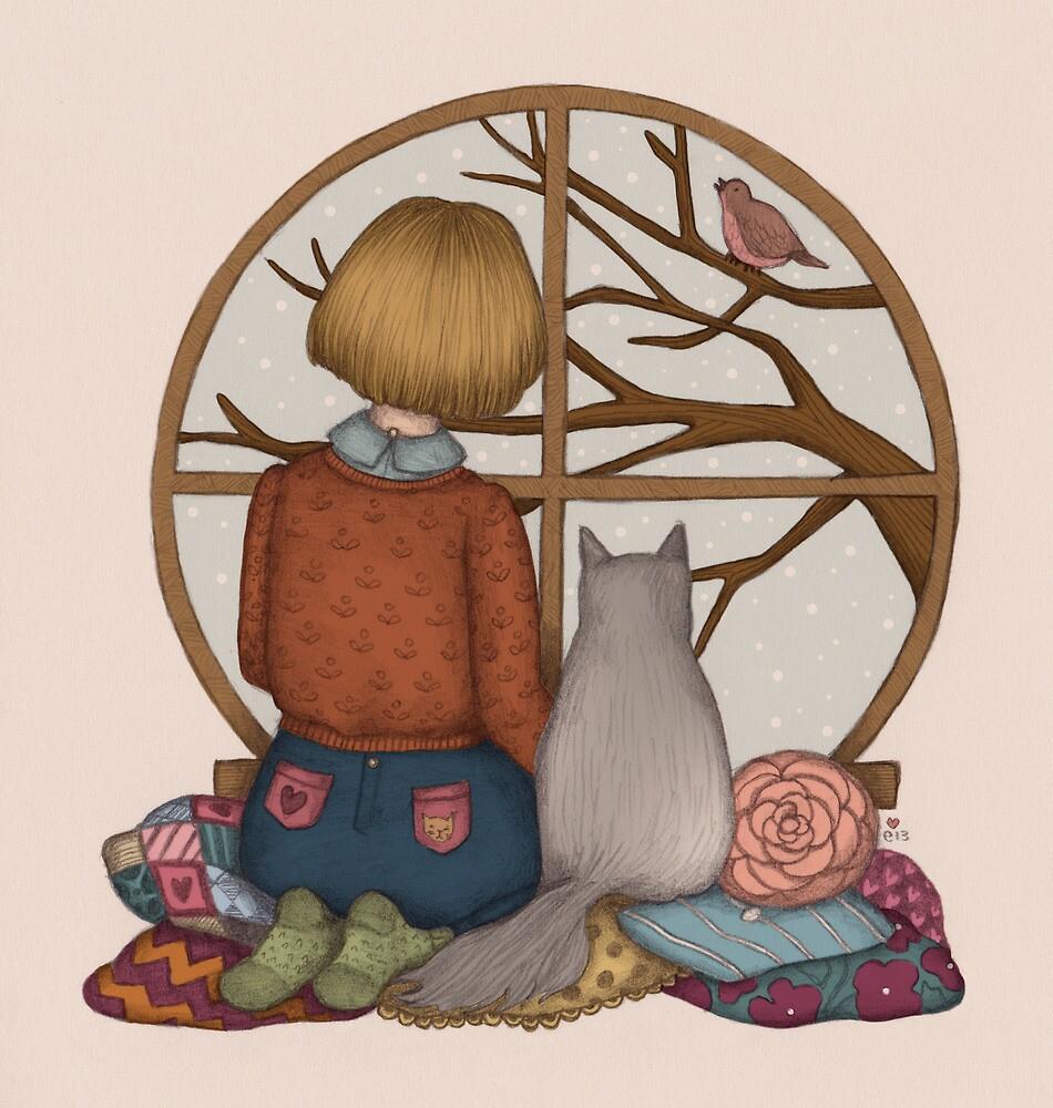Window Buddies by Emma Hampton