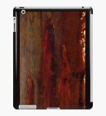 Textures - Bleeding Gums iPad Case/Skin