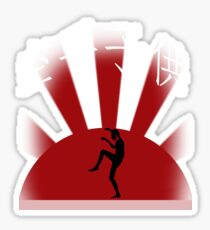 Karate Kid Sticker