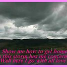 """""""Show me the way home"""" by Norma-jean Morrison"""
