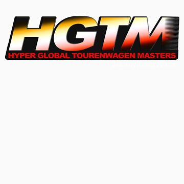 Hyper Global Tourenwagen Masters (HGTM) Logo Dark by RlyRbshRacing