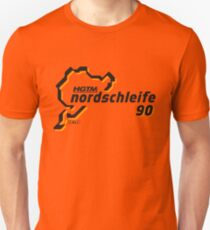 HGTM Nordschleife 90 logo flame Unisex T-Shirt