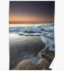 Sunrise - County Wexford Poster
