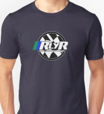 Really Rubbish Racing 2014 Club Crest Unisex T-Shirt