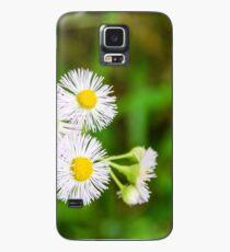 Daisy Fleabane Case/Skin for Samsung Galaxy
