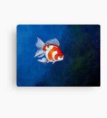 Ryukin Goldfish 2 Canvas Print