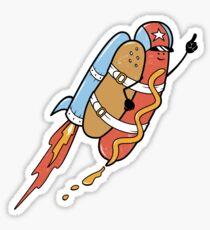 The Fastest Food Sticker