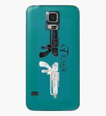 Warehouse 13 - Tesla Case/Skin for Samsung Galaxy