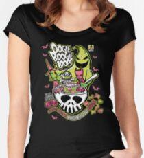 Oogie Boogie Loops Women's Fitted Scoop T-Shirt