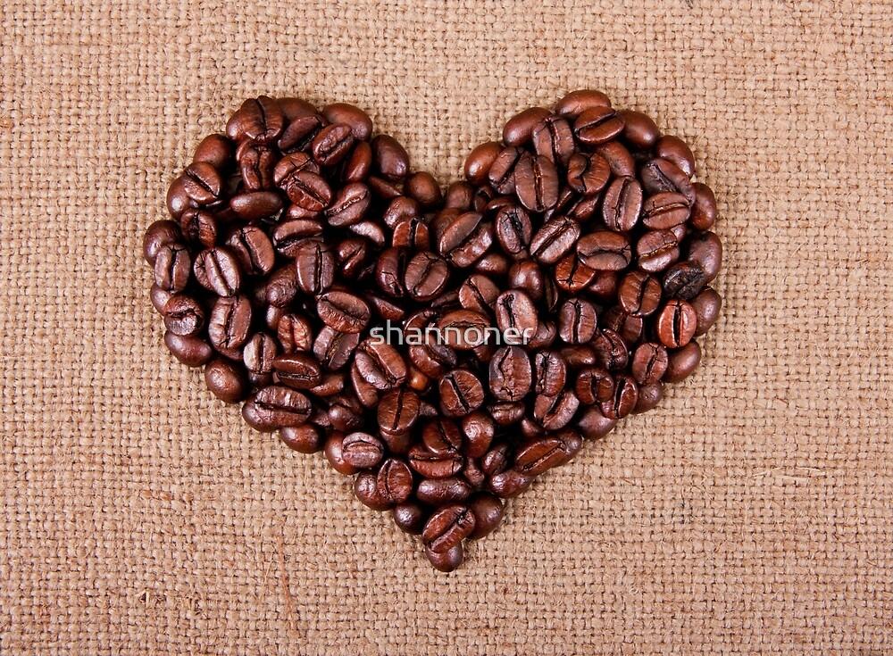 Coffee Heart by shannoner
