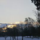 Snow On The Golf Course by Elly190712