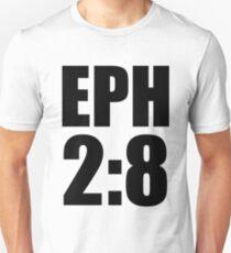 Eph 2:8 T-Shirt