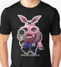 Officer Friendly Unisex T-Shirt