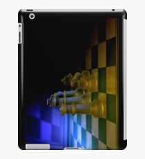 Chess Pieces iPad Case/Skin