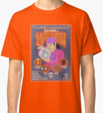 Sardo's Magic Mansion! Classic T-Shirt