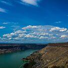 Lake Billy Chinook by Richard Bozarth