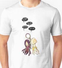 Hel on a Keychain Unisex T-Shirt