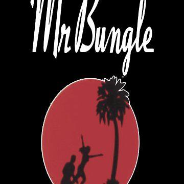 MR.BUNGLE BLACK CALIFORNIA  by Gurbles