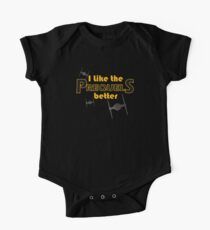 I like the prequels better Kids Clothes