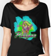 Pizzazz from the Misfits Women's Relaxed Fit T-Shirt