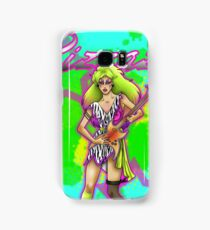 Pizzazz from the Misfits Samsung Galaxy Case/Skin