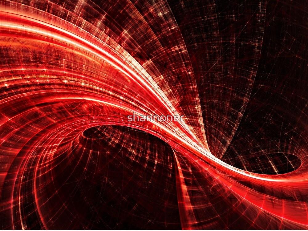 Red Vortex by shannoner
