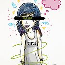 Zena Leroux by kaelaskywalker
