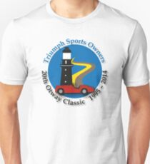 TSOA 20th Otway Classic with TR3 T-Shirt
