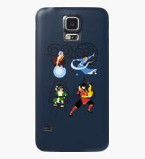 Minimalist Bending  Case/Skin for Samsung Galaxy