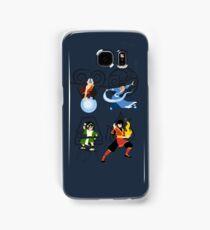 Minimalist Bending  Samsung Galaxy Case/Skin