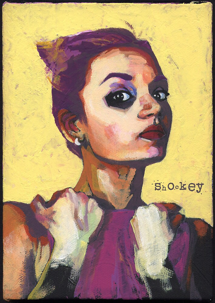 Kristina, III by Derek Shockey