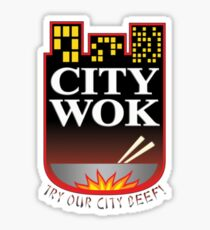 City Wok - Try our City Beef Sticker