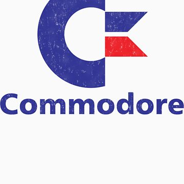 Commodore Logo by 8balltshirts