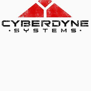 Cyberdyne Systems by 8balltshirts