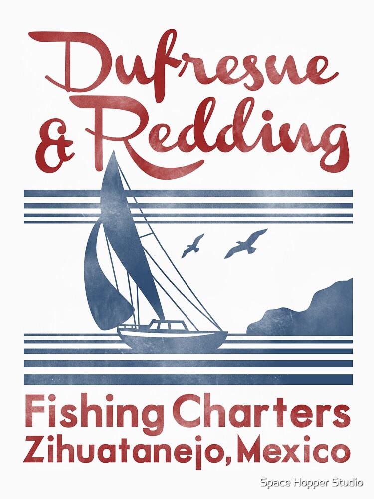 Dufresne and Redding  von 8balltshirts