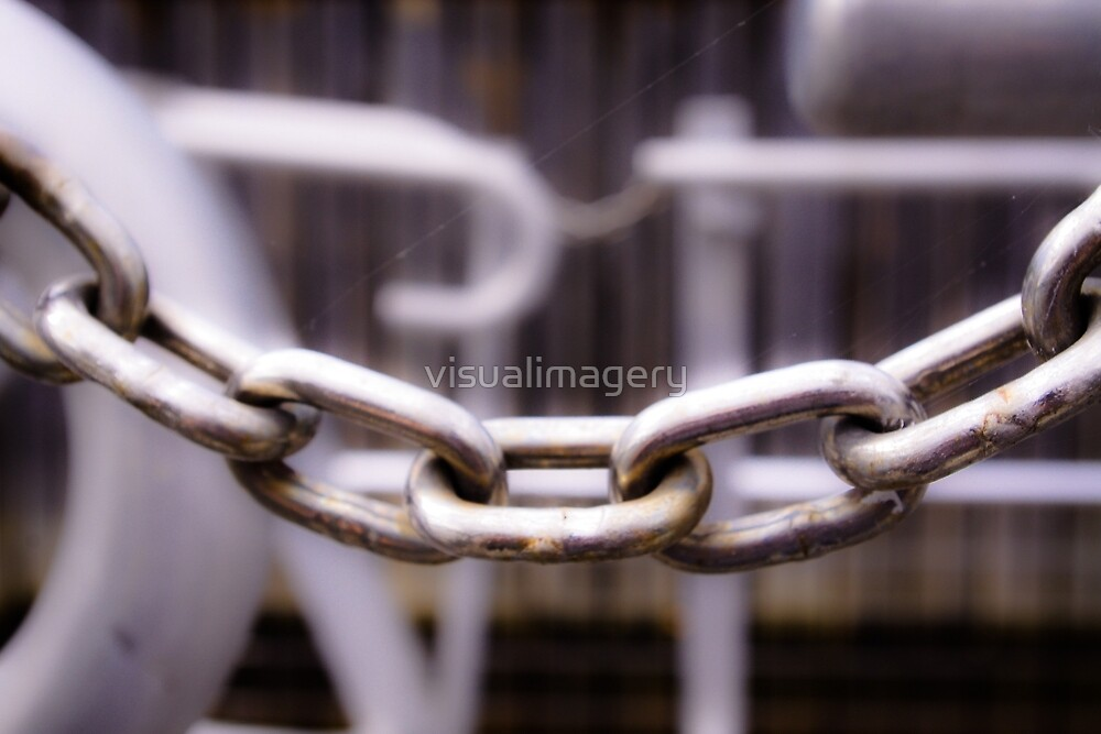 Chain by visualimagery