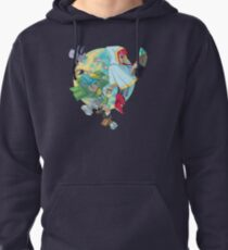 Character Triad for The Archives of Wyndia Pullover Hoodie