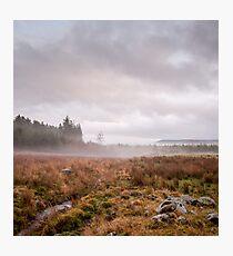 Aberdeenshire Fog Photographic Print