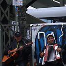 Buskers by WilMorris