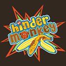 Hinder Monkey by Linda Hardt