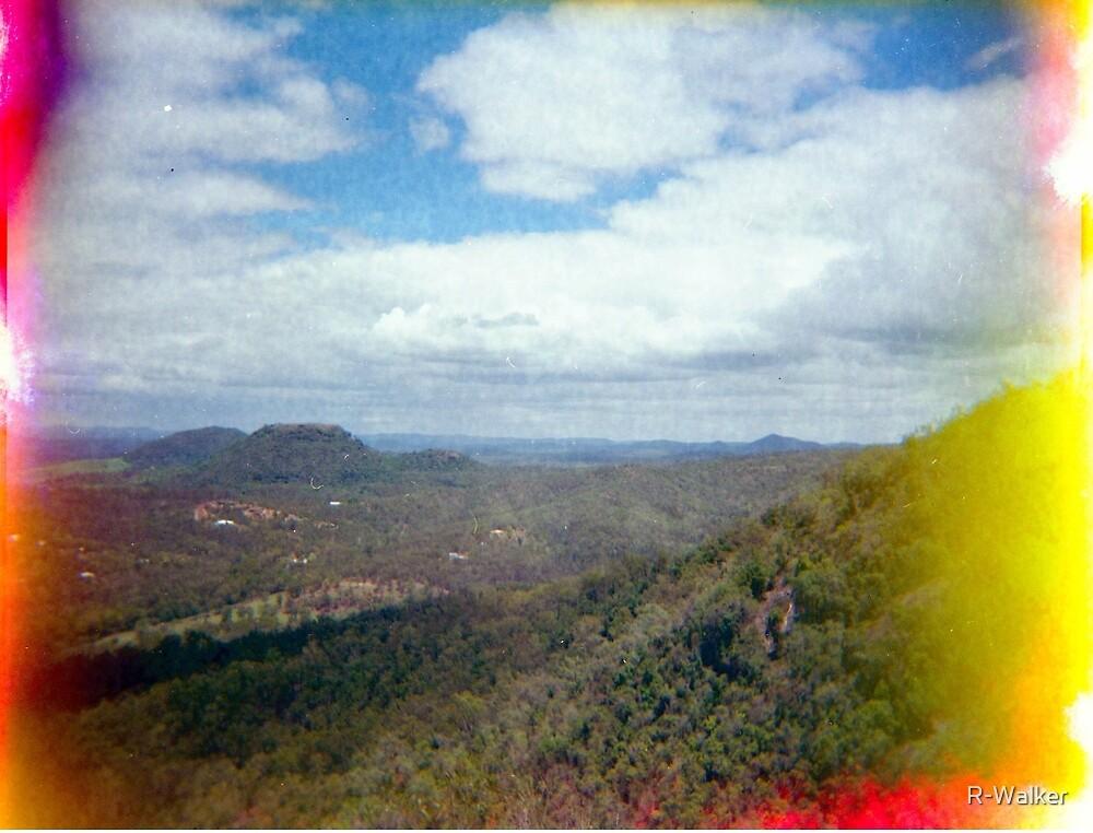Mountain Splendour by R-Walker
