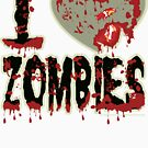 I Heart Zombies by AngelGirl21030