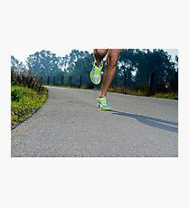 Running Photographic Print