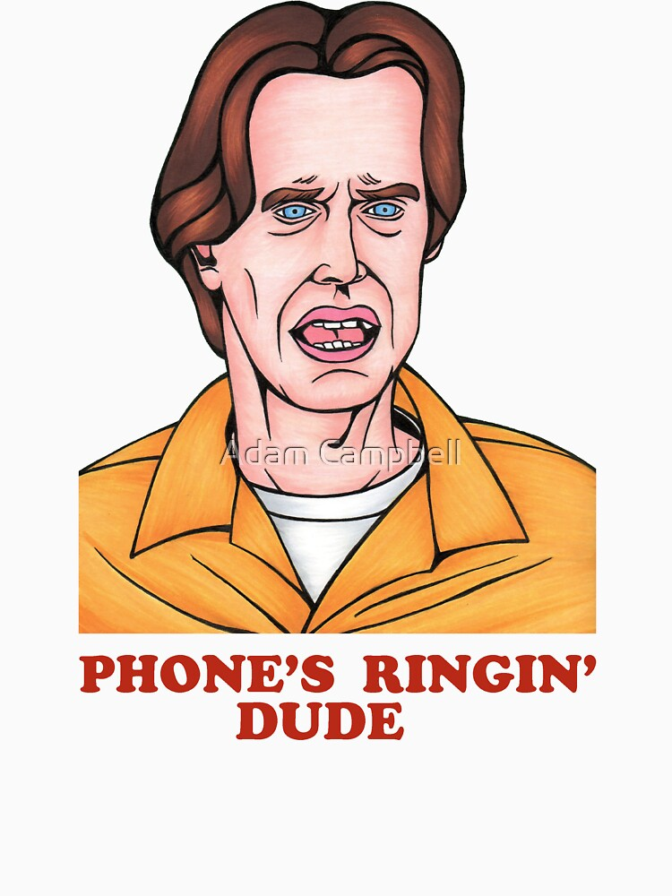 Phone's Ringin' Dude (Color) by adam12314