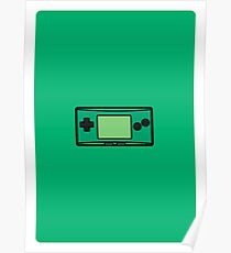 GAMEBOY MICRO Poster